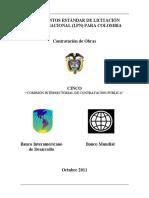 Documentacion de Licitacion de Obras