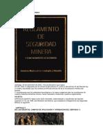 Seguridad Minera Monografia 1oo Impar