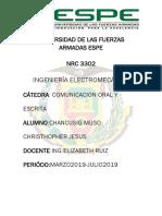 Analisis Personal Juan Bobo Nrc 3302 Chancusig Christhopher