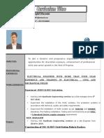 Wajid Resume - 1