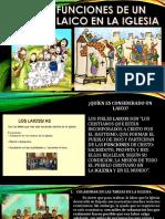 FUNCIONES DE UN LAICO EN LA IGLESIA.pptx