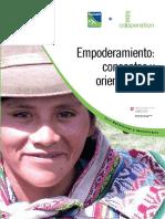 Empoderamiento - Conceptos y Orientaciones 2007.pdf