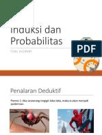 Induksi Dan Probabilitas
