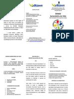 Folder Sementinha 2019