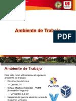 AMBIENTE DE TRABAJO