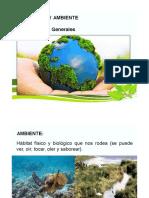 Conceptos Ecologiìa, Medio Ambiente (1)