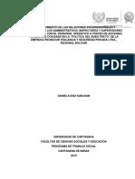 Fortalecimiento de Las Relaciones Interpersonales y Labores de Los Administrativos, Inspectores y