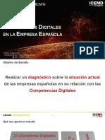 20180216 3er Estudio Competencias Digitales en La Empresa Española