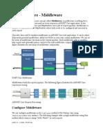 Fundamentals on Middleware