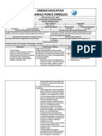 Formato Plan de Clase Ciclo Del Carbono