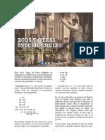 Dios y otras inteligencias (A.H. Toledo, 2019)