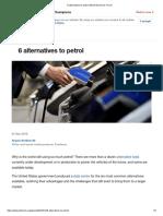 6 Alternatives to Petrol _ World Economic Forum