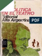 [Bertolt Brecht] La Politica en El Teatro(Z-lib.org)