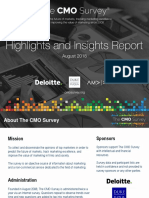 The CMO Survey-Highlights and Insights Report-Aug-2018