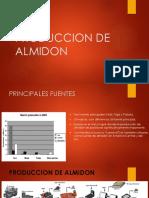 Produccion de Almidon Ppt