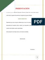 Informe de Proyecto Barco Didactico