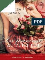 La princesse au petit pois - Eloisa James.pdf