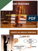 Fuentes Del Derecho Tributario