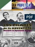 Folleto Hitos Historicos Adventistas