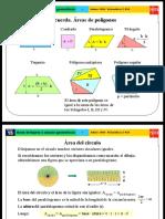 Área de Figuras y Cuerpos Geométricos