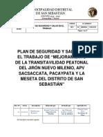 Pl-ssoma-01 Plan de Sst