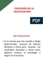 2 Clase 2 Metodología Investigacion