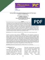 Strategi Implementasi Model Pembelajaran Kooperatif