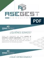 Implementación Sistemas de Gestión - ASEGEST