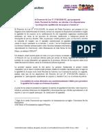 [Artículo] La participación equilibrada de mujeres y hombres en la JNJ