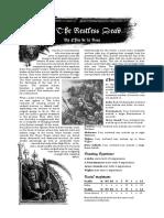 Mordheim Warband FANMADE - Restless Dead