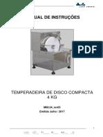 Manual Temperadeira Disco de Adição 4Kg M08.04.4_rev03