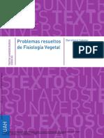 Problemas Resueltos de Fisiología Vegetal ---- (Pg 1--61)
