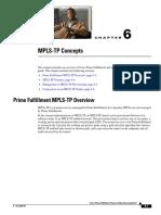 Mplstp-cisco Tunnel PW Basics