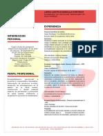 Formato Resumen CV Laura Bobadilla - 2019