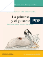La Princesa y El Guisante Guia Libro