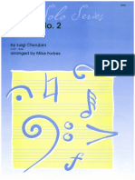 Cherubini L. - Sonata No 2 (Euphonium + Piano)