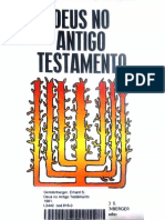 Deus do antigo testamento