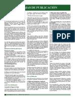 NP - Normas de Publicación - Revista SCientifica.