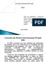 Aula - DIPr (Elementos de conexão).pptx