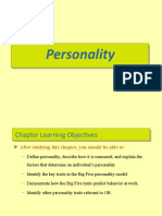 personality .ppt