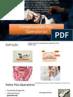 Complicações Pós-Operatórias.pptx