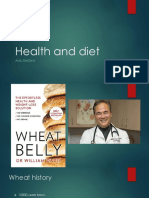 Curing all chronic disease by changing diet