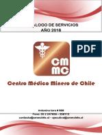 Catalogo de Servicios Cmmchile.