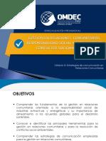 Presentacion Modulo III-Estrategias de Comunicacion en Relaciones Comunitaria