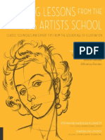 Drawing Lessons From the Famous Artists School_ Classic Techniques and Expert Tips From the Golden Age of Illustration ( PDFDrive.com )