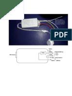 PIR Motion Sensor 220Vac
