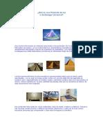 Qué Es Una Pirámide de Luz