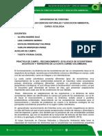 Guia General Ecologia Practica Santa Marta