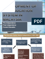 T2 10.Development of Education System in Malaysia