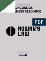 Rowan's Law 11-14